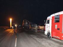 В страшном ДТП в Крыму погибли семь человек, в том числе четверо детей