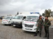 В Сирии объявлена первая гуманитарная пауза