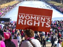 Многотысячные женские марши прошли по всей Америке