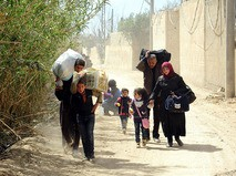 Восточная Гута. Сирия