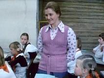 """Кадр из фильма """"Приезжая"""""""