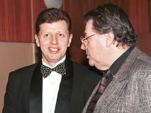 Михаил и Александр Ширвиндты