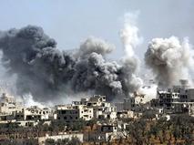 Сирия. Восточная Гута