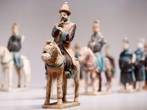 В Кремле открылась выставка предметов из собрания Шанхайского музея