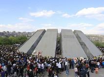 В Армении вспоминают жертв геноцида