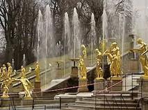 Государственный музей-заповедник Петергоф в Петергофе