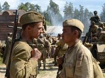"Кадр из фильма ""Дорога на Берлин"""