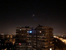 Сирийские ПВО перехватили большую часть боеголовок Израиля