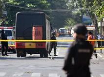В результате тройного теракта в Индонезии погибли 11 человек