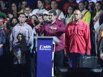 В Венесуэле на президентских выборах одержал победу действующий глава государства Николас Мадуро