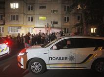 На месте убийства российского журналиста Аркадия Бабченко