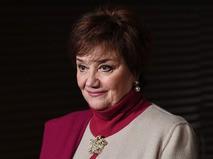 Певица Тамара Синявская
