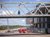Строительство участка Солнцево-Бутово-Видное