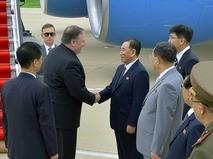 Госсекретарь США провёл в Пхеньяне переговоры с высокопоставленными чиновниками КНДР