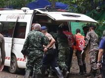 Операция по спасению детей в Таиланде