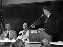 39-й президент США Джимми Картер
