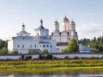 Троицкий Герасимо-Болдинский мужской монастырь. Болдино. Дорогобужский район, Смоленская область
