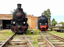 Музей узкоколейной железной дороги. Переславль-Залесский