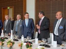 Переговоры России, Украины и Еврокомиссии по транзиту газа