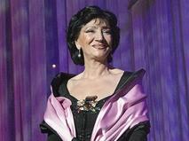 Грузинская эстрадная певица, народная артиска СССР Нани Брегвадзе