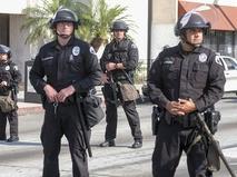 Полиция Лос-Анджелеса