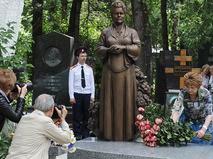 "Хроники московского быта. Анонс. ""Скандал на могиле"""