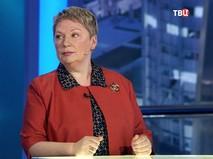 """Ольга Васильева, программа """"Право знать!"""""""