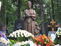 """Хроники московского быта. """"Скандал на могиле"""""""