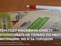Выборы мэра Москвы