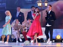 День Москвы. праздничный концерт на Поклонной горе