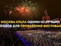 Московские фестивали