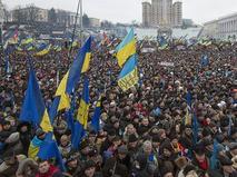 """Специальный репортаж """"Событий"""". Анонс. """"Украина. Пятилетка Майдана"""""""