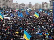 """Специальный репортаж """"Событий"""". """"Украина. Пятилетка Майдана"""""""