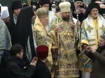 """Специальный репортаж """"Событий"""". """"Папа всея Украины"""""""