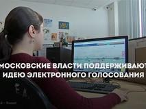 Электронные выборы