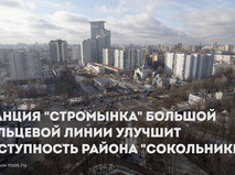 "Станция ""Стромынка"" БКЛ"