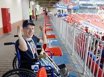 """Фактор жизни. """"Доступность среды глазами человека с инвалидностью"""""""