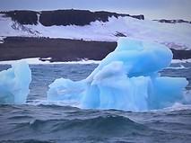 Айзберг в Карском море