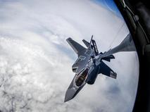 Истребитель F-35 ВВС США