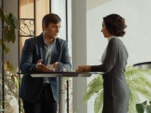 """Кадр из фильма """"Коснувшись сердца"""""""