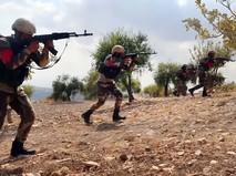 Армия Турции
