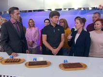 """""""Вафельный торт с орехами"""""""