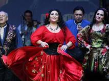 Цыганский фестиваль