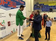Чемпионат по борьбе корэш в Москве
