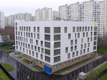 Здание детской поликлиники