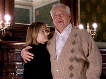 """Кадр из фильма """"Президент и его внучка"""""""