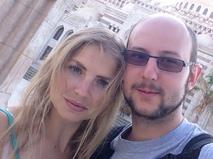 Михаил Хананашвили и Светлана Хананашвили