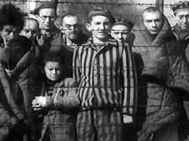 Узников концлагеря на территории Польши
