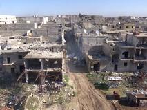 Подготовка провокации в Сирии