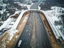Строительство транспортной развязки